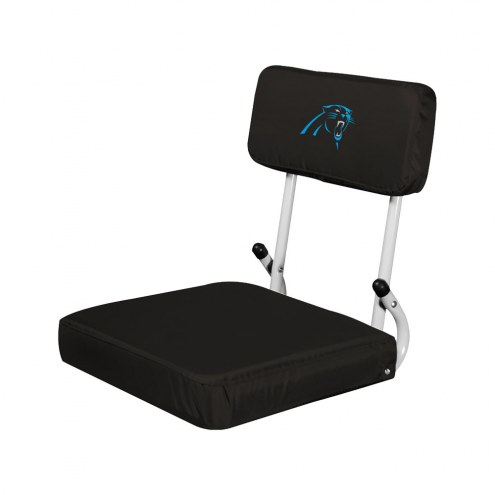 Carolina Panthers Hardback Stadium Seat