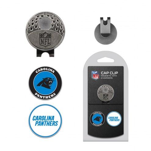 Carolina Panthers Hat Clip & Marker Set