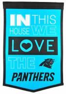 Carolina Panthers Home Banner