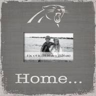 Carolina Panthers Home Picture Frame