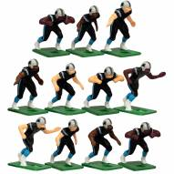 Carolina Panthers Home Uniform Action Figure Set