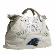 Carolina Panthers Hoodie Tote Bag