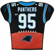 Carolina Panthers Jersey Traditions Banner