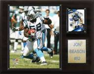 "Carolina Panthers Jon Beason 12 x 15"" Player Plaque"
