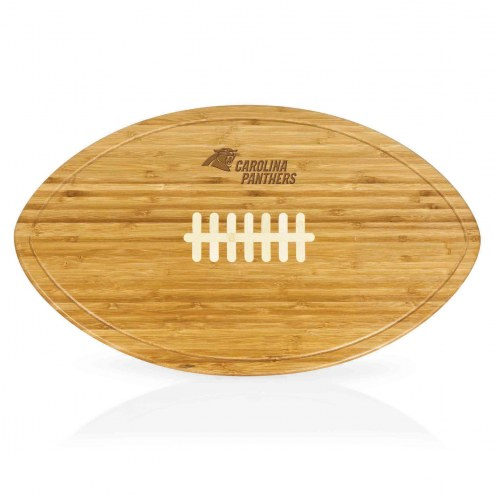 Carolina Panthers Kickoff Cutting Board