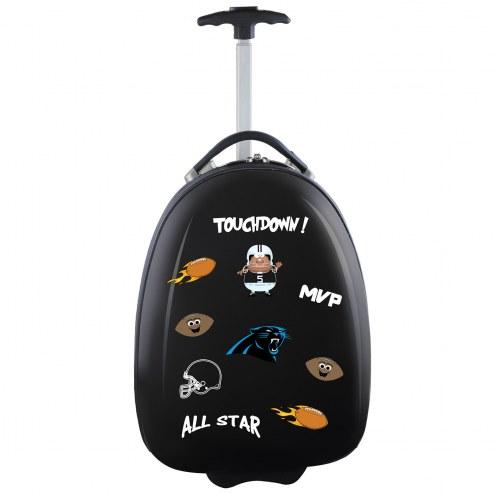 Carolina Panthers Kid's Luggage