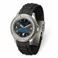 Carolina Panthers Sparkle Women's Watch