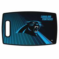 Carolina Panthers Large Cutting Board