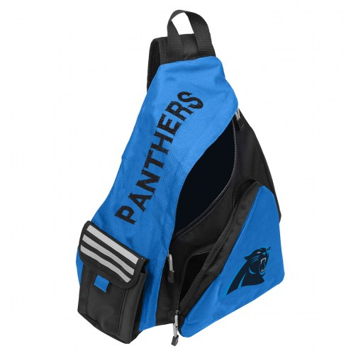 Carolina Panthers Leadoff Sling Backpack