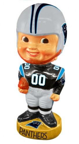 Carolina Panthers Legacy Football Bobble Head
