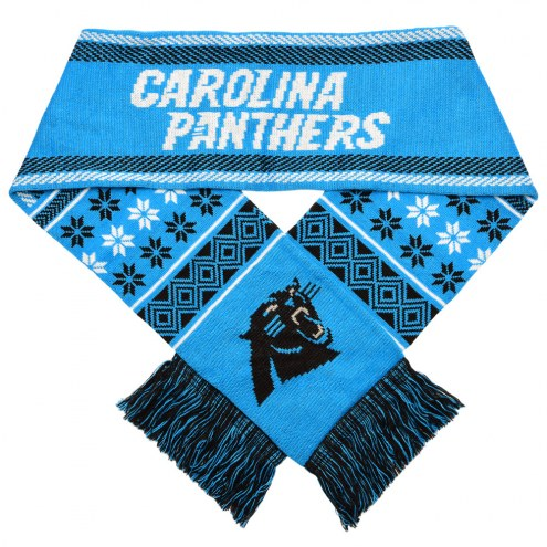 Carolina Panthers Lodge Scarf