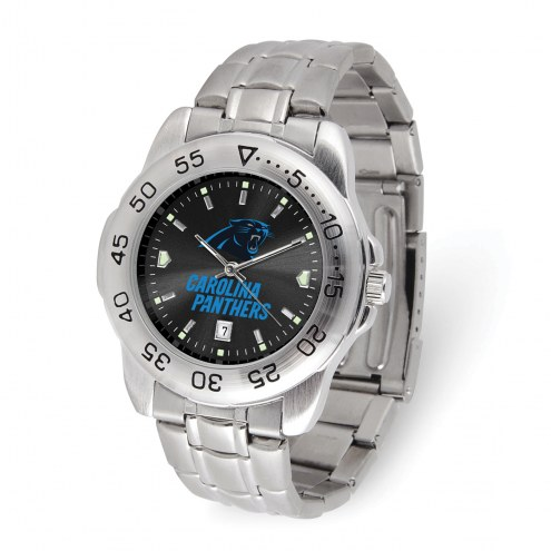 Carolina Panthers Sport Steel Men's Watch