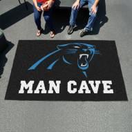 Carolina Panthers Man Cave Ulti-Mat Rug