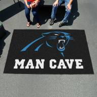 Carolina Panthers Man Cave Ulti-Mat Rug