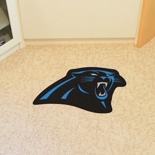 Carolina Panthers Mascot Mat