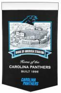 Carolina Panthers NFL Bank of America Stadium Banner