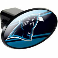 Carolina Panthers NFL Trailer Hitch Cover