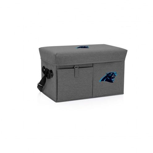 Carolina Panthers Ottoman Cooler & Seat