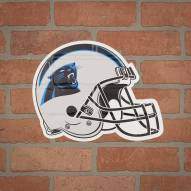 Carolina Panthers Outdoor Helmet Graphic