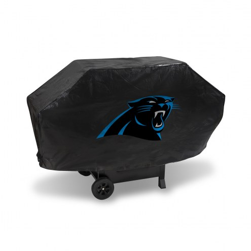 Carolina Panthers Padded Grill Cover