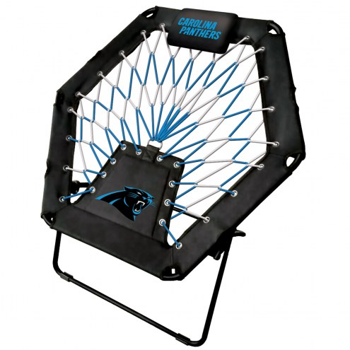 Carolina Panthers Premium Bungee Chair