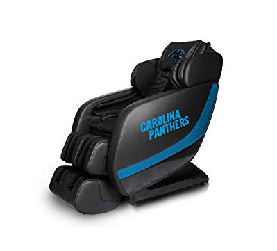 Carolina Panthers Professional 3D Massage Chair