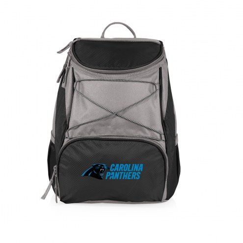 Carolina Panthers PTX Backpack Cooler
