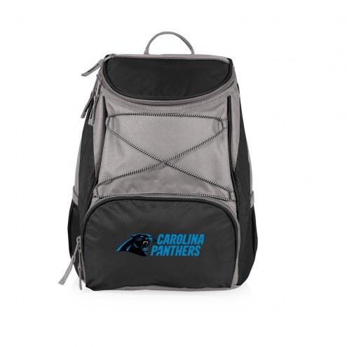 Carolina Panthers PTX Backpack Cooler