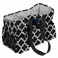 Carolina Panthers Quatrefoil Weekend Bag