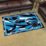Carolina Panthers Quicksnap 4' x 6' Area Rug