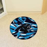 Carolina Panthers Quicksnap Rounded Mat