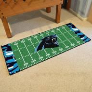 Carolina Panthers Quicksnap Runner Rug