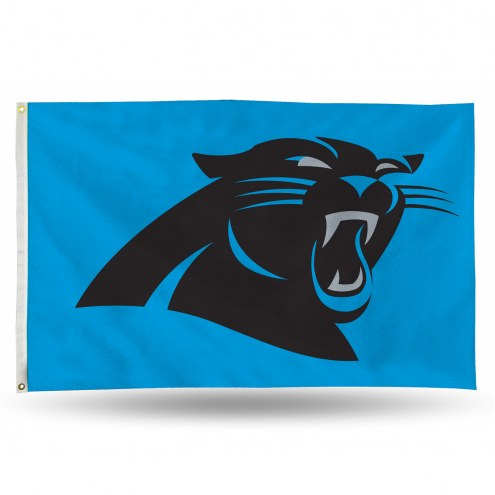 Carolina Panthers 3' x 5' Banner Flag