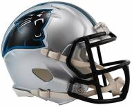 Carolina Panthers Riddell Speed Mini Collectible Football Helmet