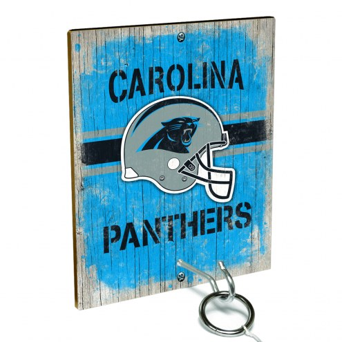 Carolina Panthers Ring Toss Game