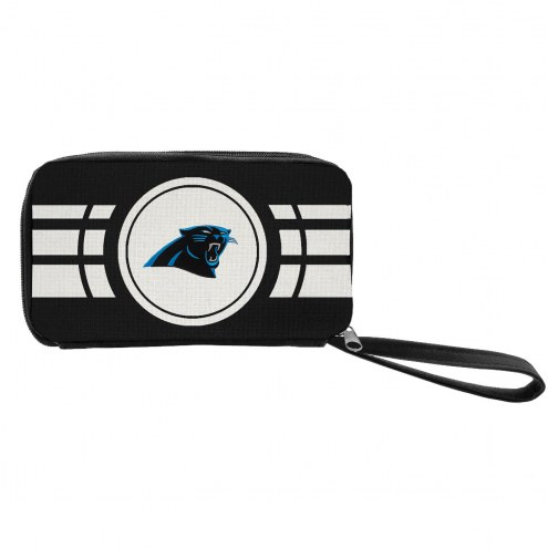 Carolina Panthers Ripple Zip Wallet