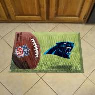 Carolina Panthers Scraper Door Mat