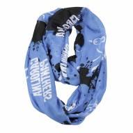 Carolina Panthers Silky Infinity Scarf