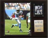 "Carolina Panthers Steve Smith 12 x 15"" Player Plaque"