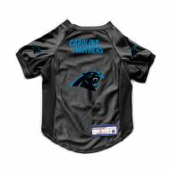 Carolina Panthers Stretch Dog Jersey