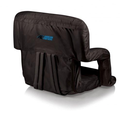 Carolina Panthers Ventura Portable Outdoor Recliner
