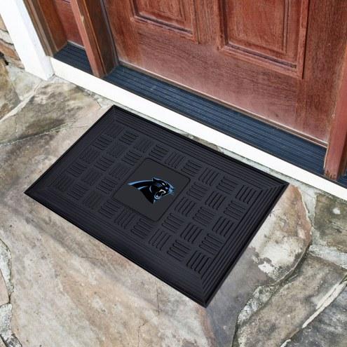 Carolina Panthers Vinyl Door Mat