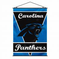 Carolina Panthers Wall Banner