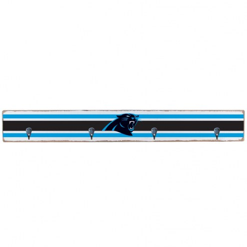 Carolina Panthers Wall Hooks