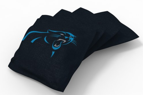 Carolina Panthers Cornhole Bags - Set of 4