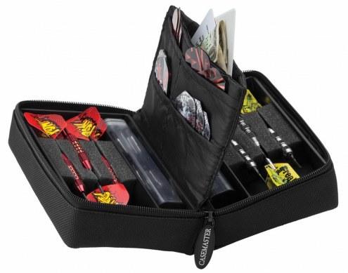 Casemaster Elite Jr. Black Nylon Dart Case