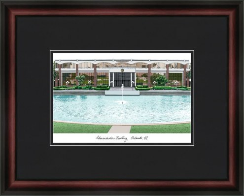 University of Central Florida Academic Framed Lithograph