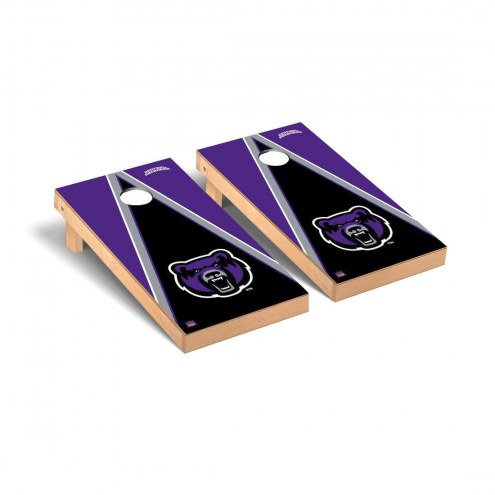 Central Arkansas Bears Triangle Cornhole Game Set