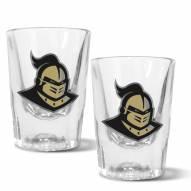 Central Florida Knights 2 oz. Prism Shot Glass Set