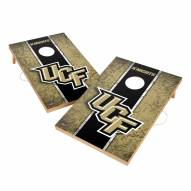 Central Florida Knights 2' x 3' Vintage Wood Cornhole Game